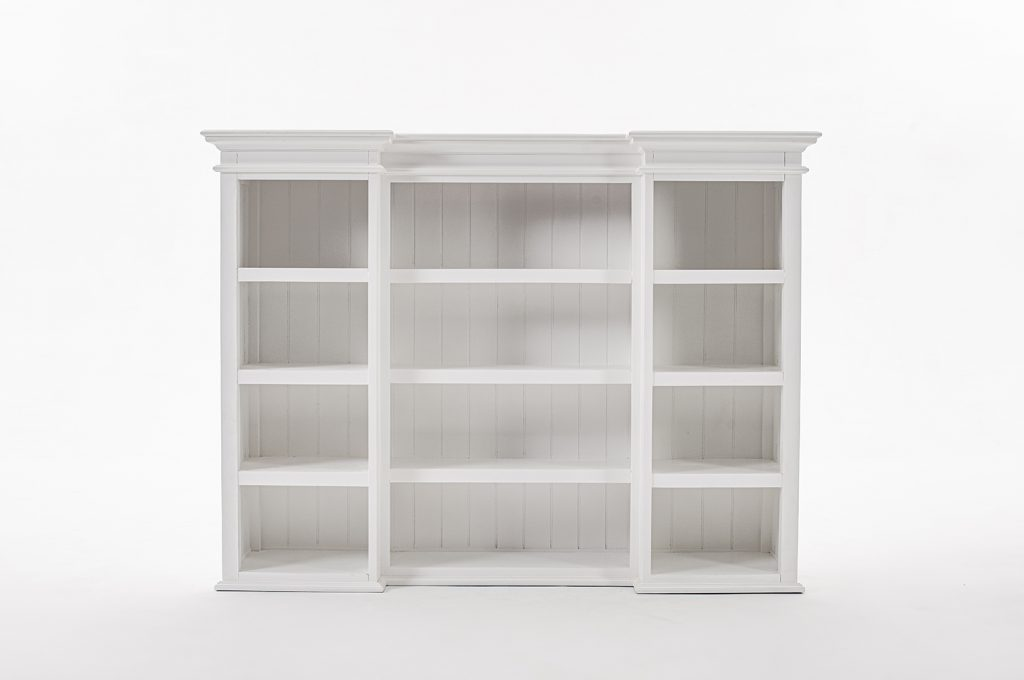 Halifax Kitchen Hutch Cabinet with 5 Doors 3 Drawers_7