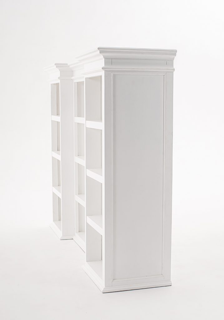 Halifax Kitchen Hutch Cabinet with 5 Doors 3 Drawers_8
