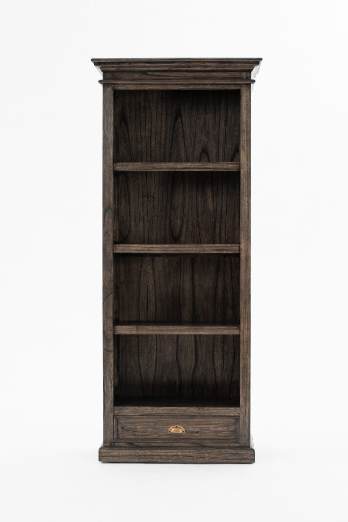 Halifax Mindi Bookcase with 1 Drawer_1