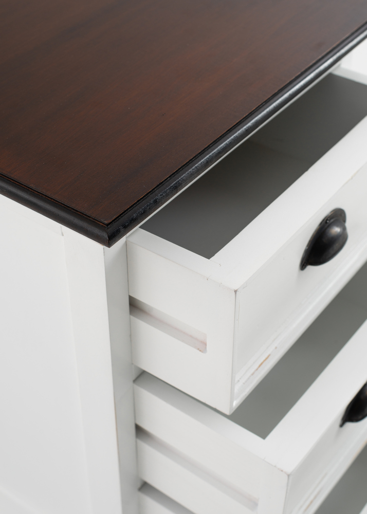 Halifax Accent Bedside Drawer Unit_7
