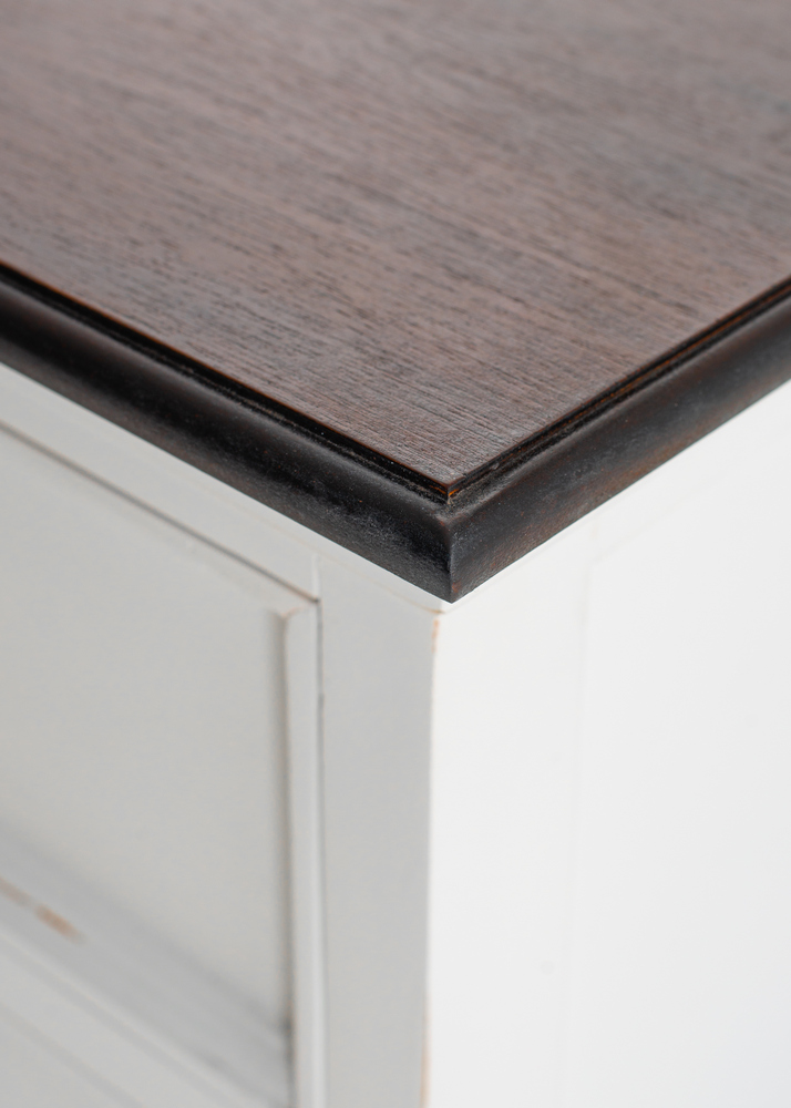 Halifax Accent Bedside Drawer Unit_9