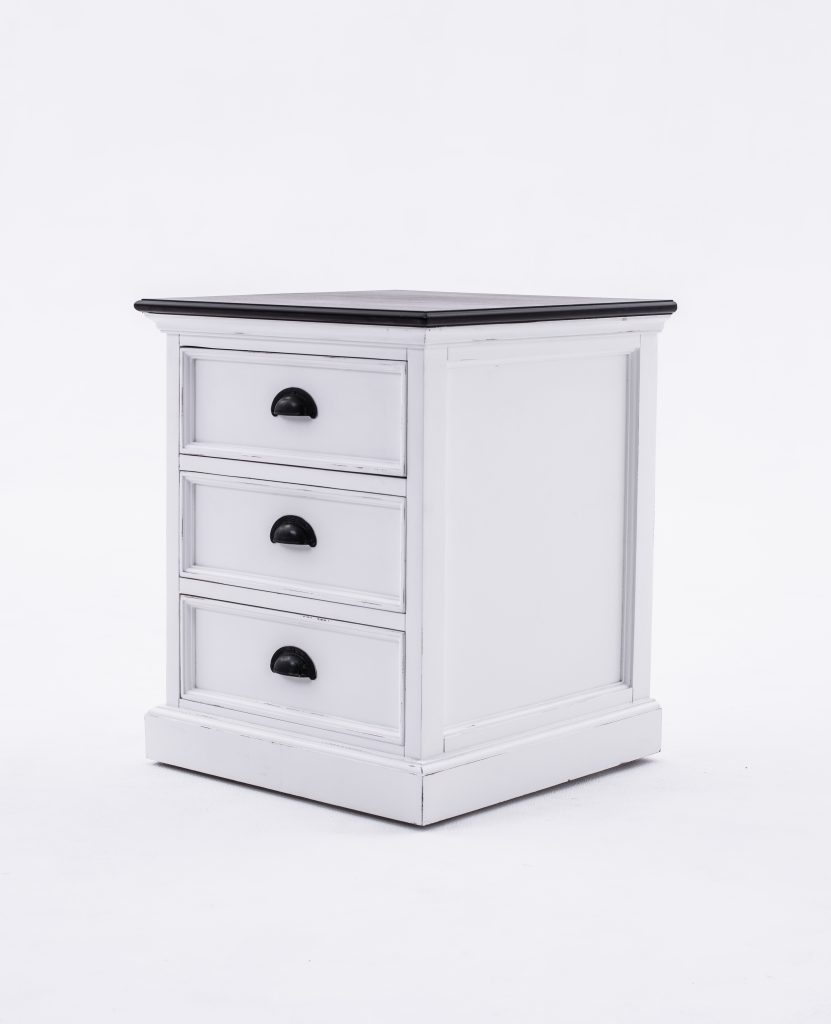 Halifax Accent Bedside Drawer Unit_2