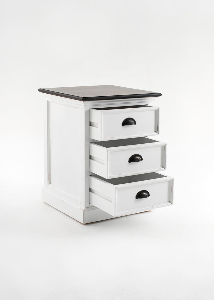 Halifax Accent Bedside Drawer Unit_3