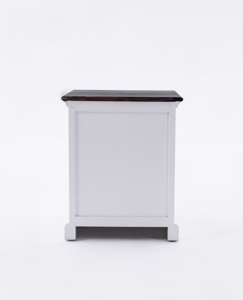 Halifax Accent Bedside Drawer Unit_5