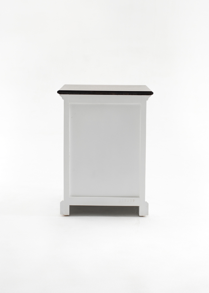 Halifax Accent Bedside Drawer Unit_6