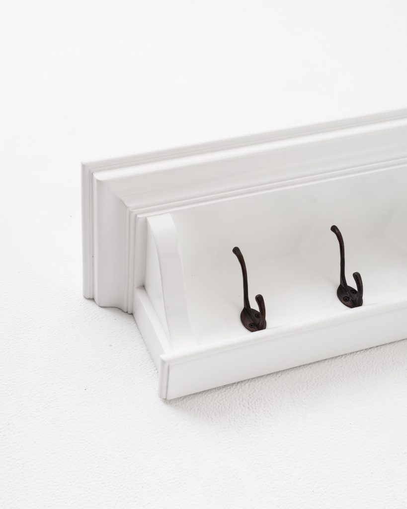 Halifax 6 Hook Coat Rack 100cm_6