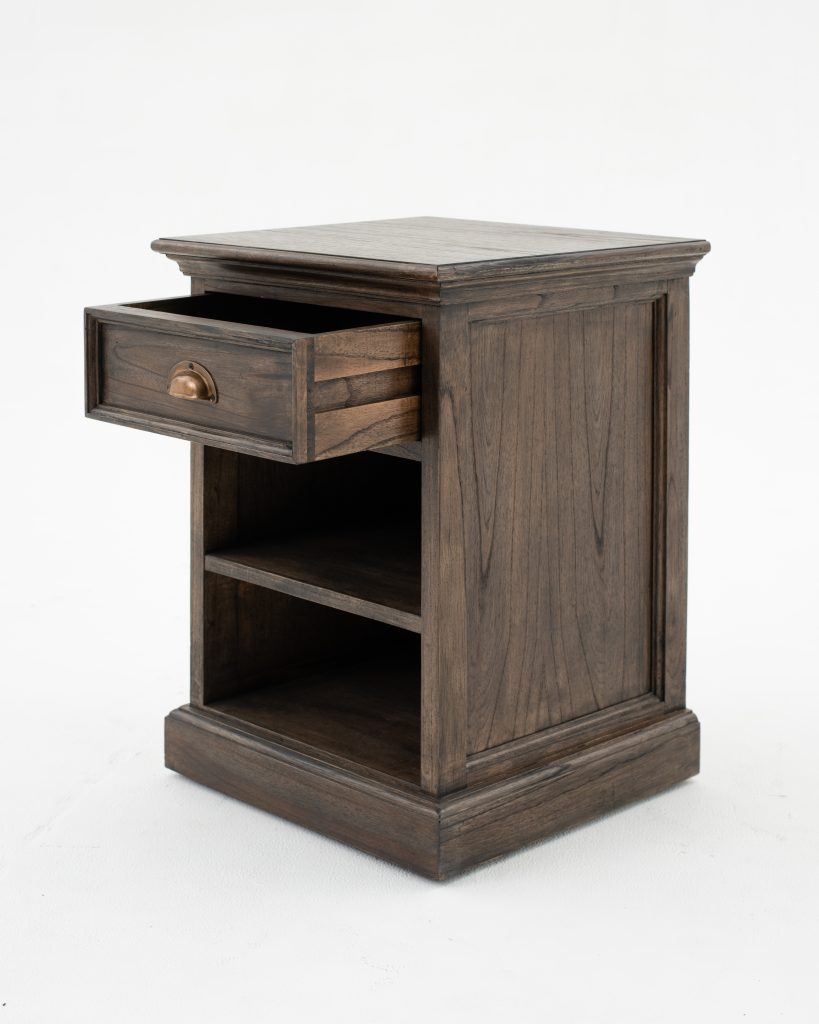 Halifax Mindi Bedside Table with Shelves_3
