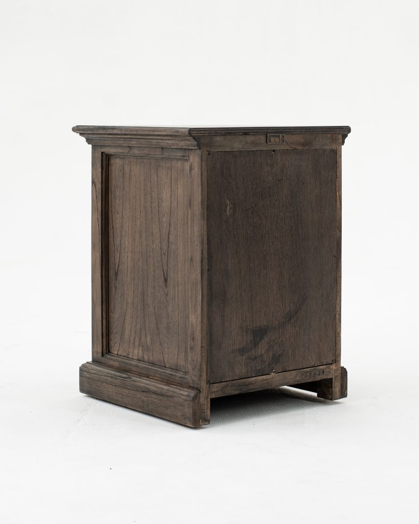 Halifax Mindi Bedside Table with Shelves_6
