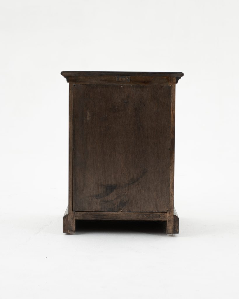 Halifax Mindi Bedside Table with Shelves_7