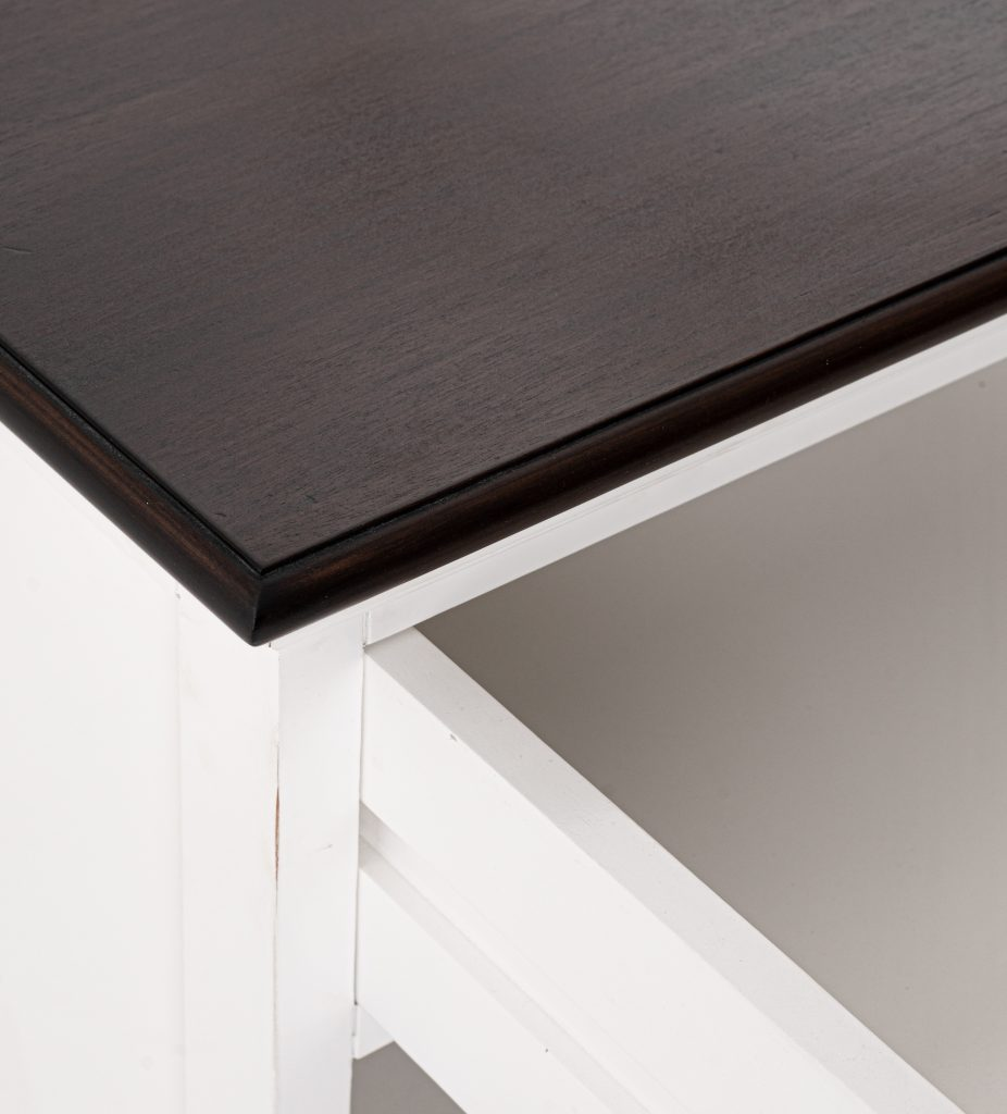 Halifax Accent Bedside Table with Shelves_6