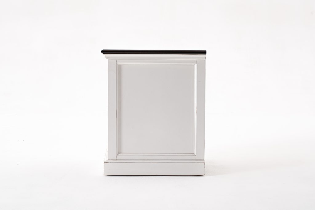 Halifax Accent Bedside Table with Shelves_4