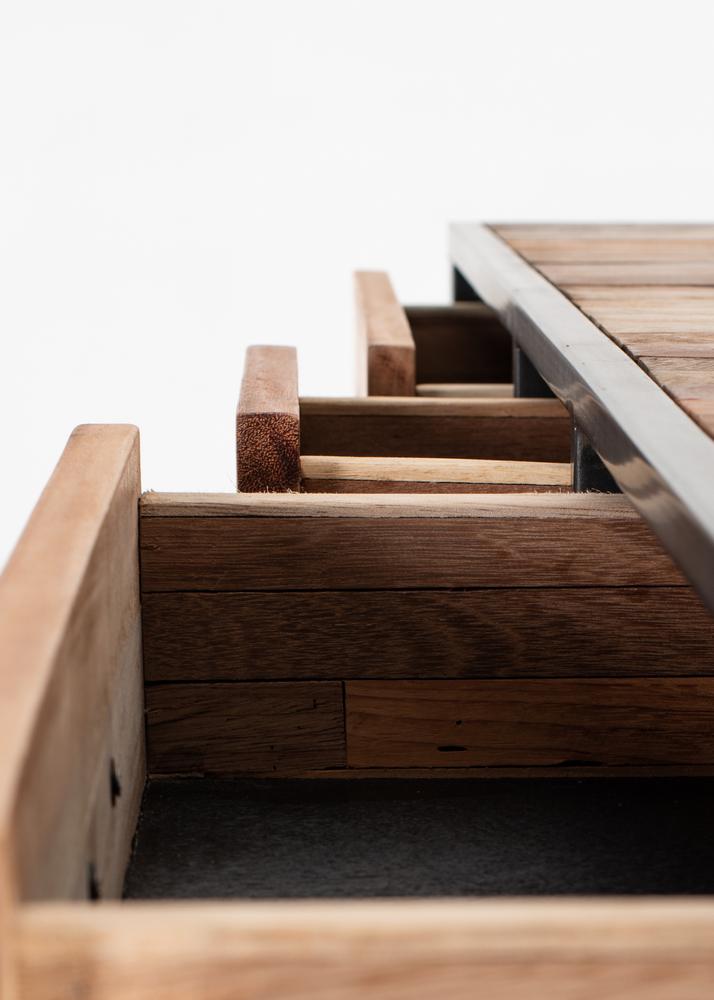 Nordic Rattan Buffet 5 Doors 3 Drawers_10