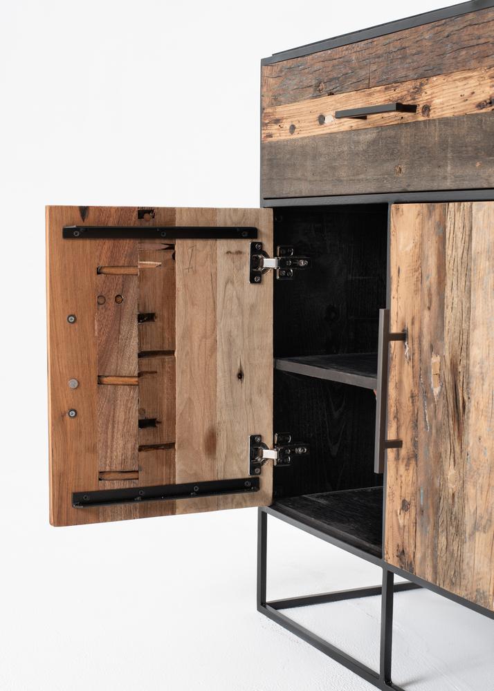 Rustika Buffet 5 Doors 3 Drawers_9