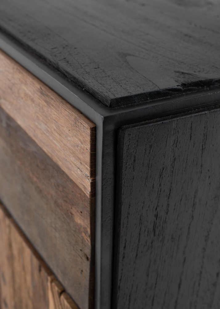 Rustika Buffet 5 Doors 3 Drawers_12
