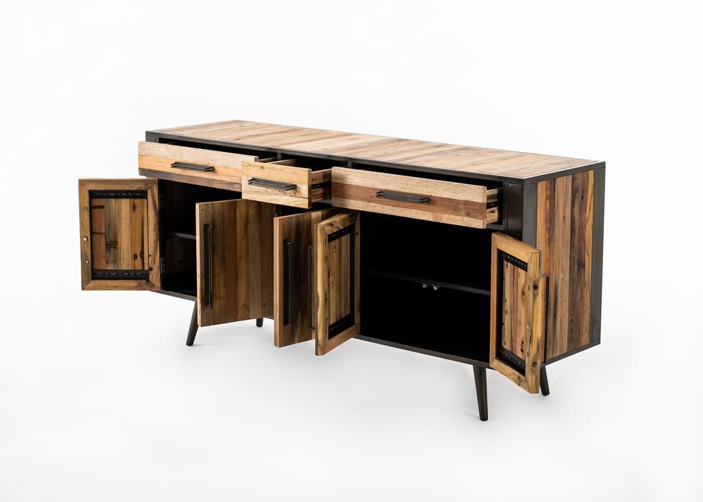 Nordic Buffet 5 Doors 3 Drawers_5