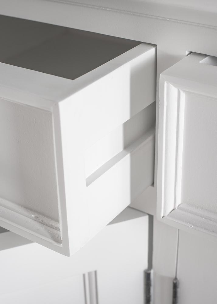 Halifax Hutch Bookcase 5 Doors 3 Drawers_22