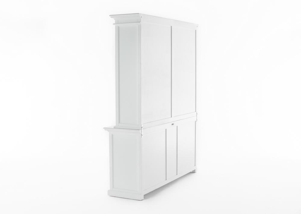 Halifax Hutch Bookcase 5 Doors 3 Drawers_6